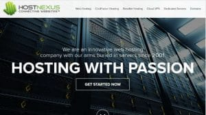 HostNexus Redesign
