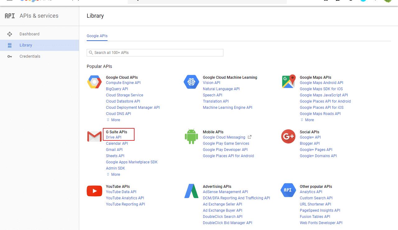 google-drive-api