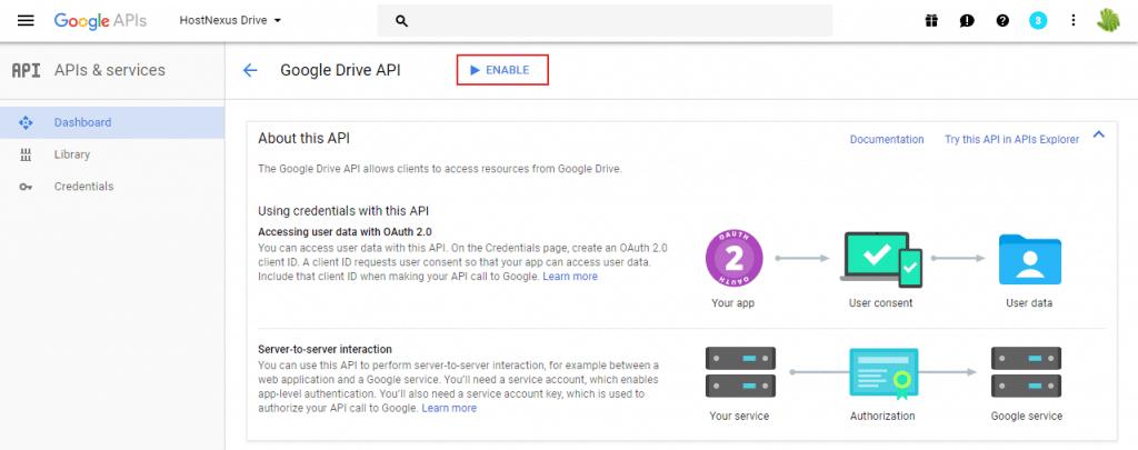 google-drive-enable-api