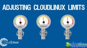 Adjusting CloudLinux Limits