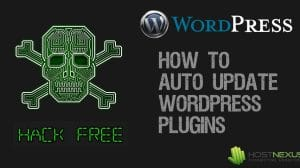 How To Auto Update WordPress Plugins
