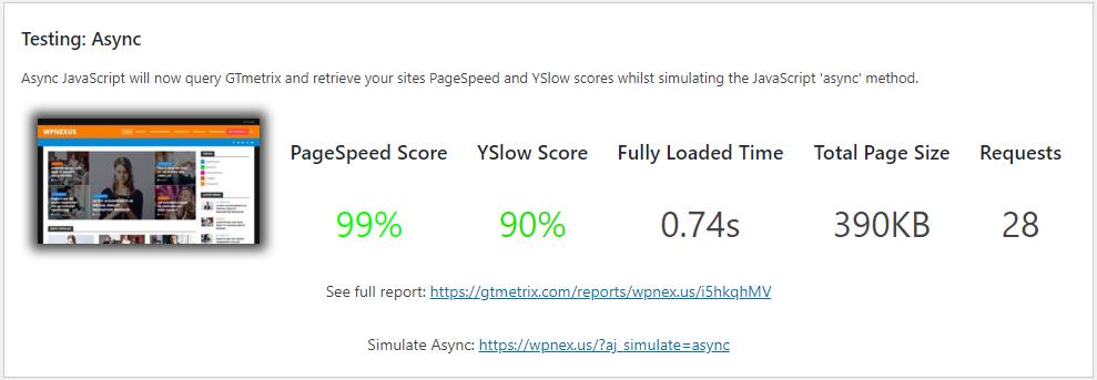 Async Javascript - Async