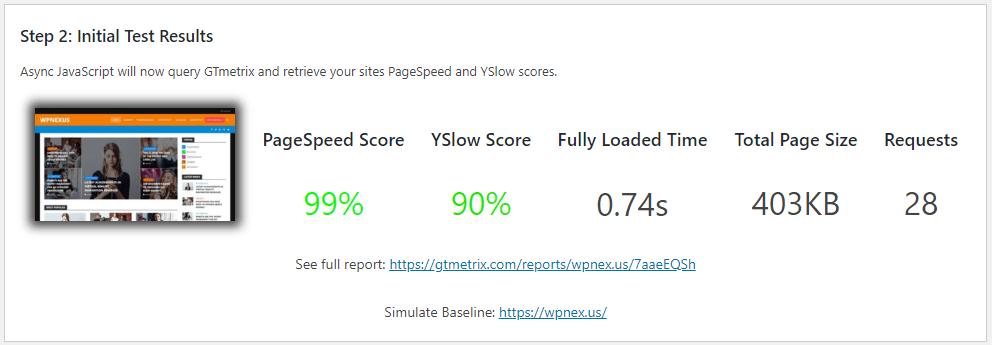 Async Javascript Initial Result