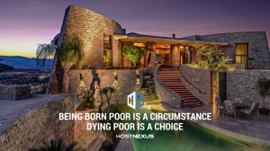 BEING-BORN-POOR